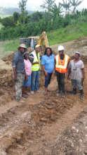 Clarendon farmers break ground