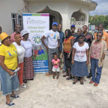 Clarendon farmers welcome INMED Aquaponics