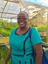 Jamaican Farmer ready for aquaponics