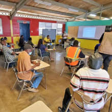 Business training is a key to INMED Aquaponics