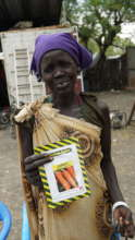 Fight famine with farming in South Sudan