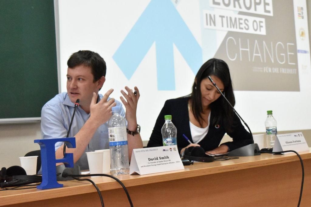 Moldova Small Business Assoc. Fights Corruption