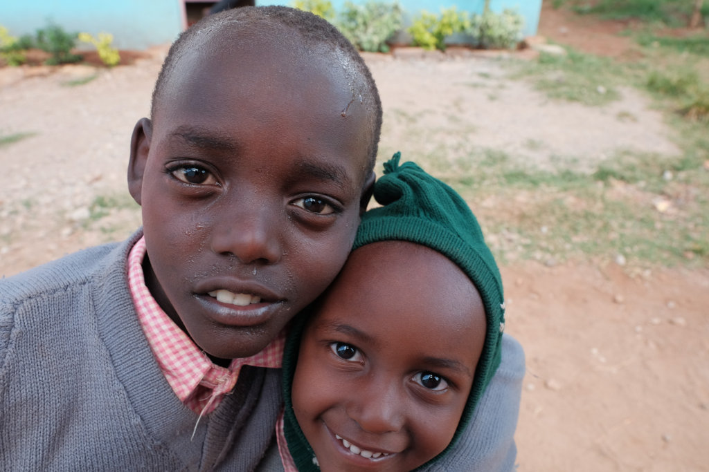 Educating orphans & the disadvantaged in Kenya