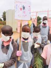 G3 pupils to the market for a clean up - New CBC