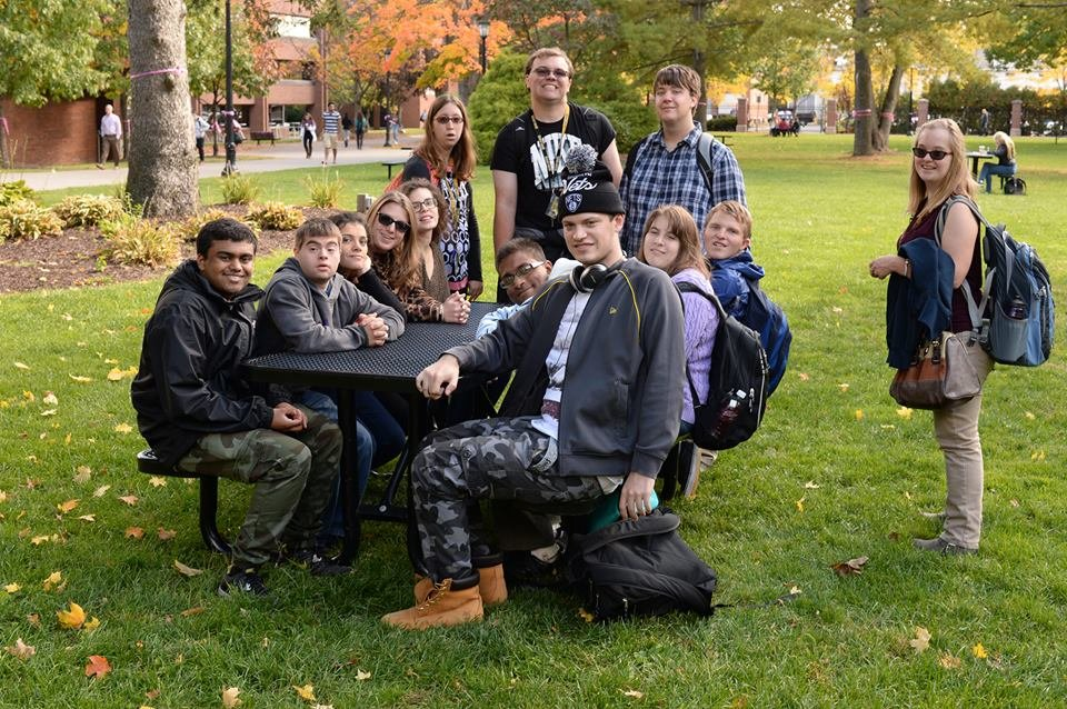College Experience for 30 Students w/Disabilities
