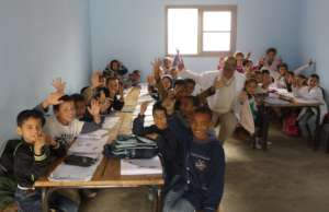 Great participation from Tighanimine school