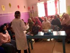 One Health education in a women's association