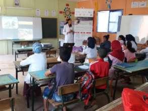 One Health education for school children