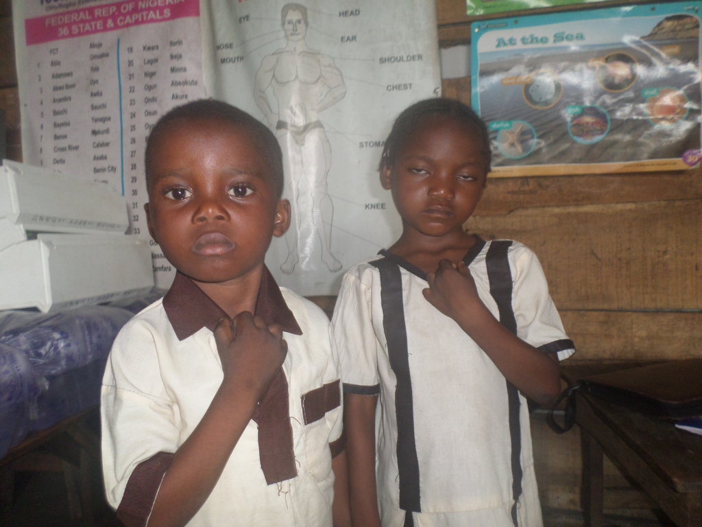 Educate and Medicate 500 Children in Nigerian Slum