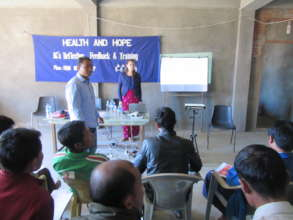 Area Coordinators training workshop