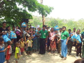 Community clinics and health education work