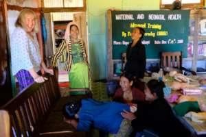 Empowering local birth attendants