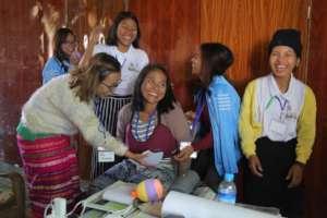 Breastfeeding training for Health & Hope nurses