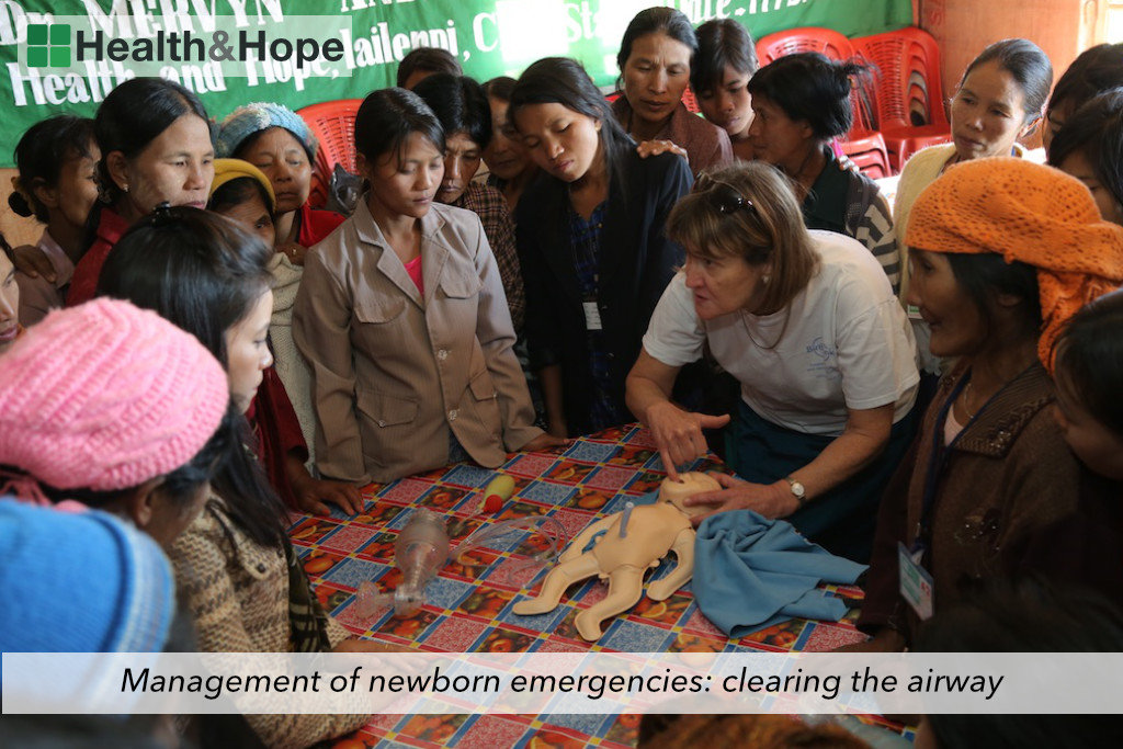 Transforming Maternal & Child Health in Myanmar