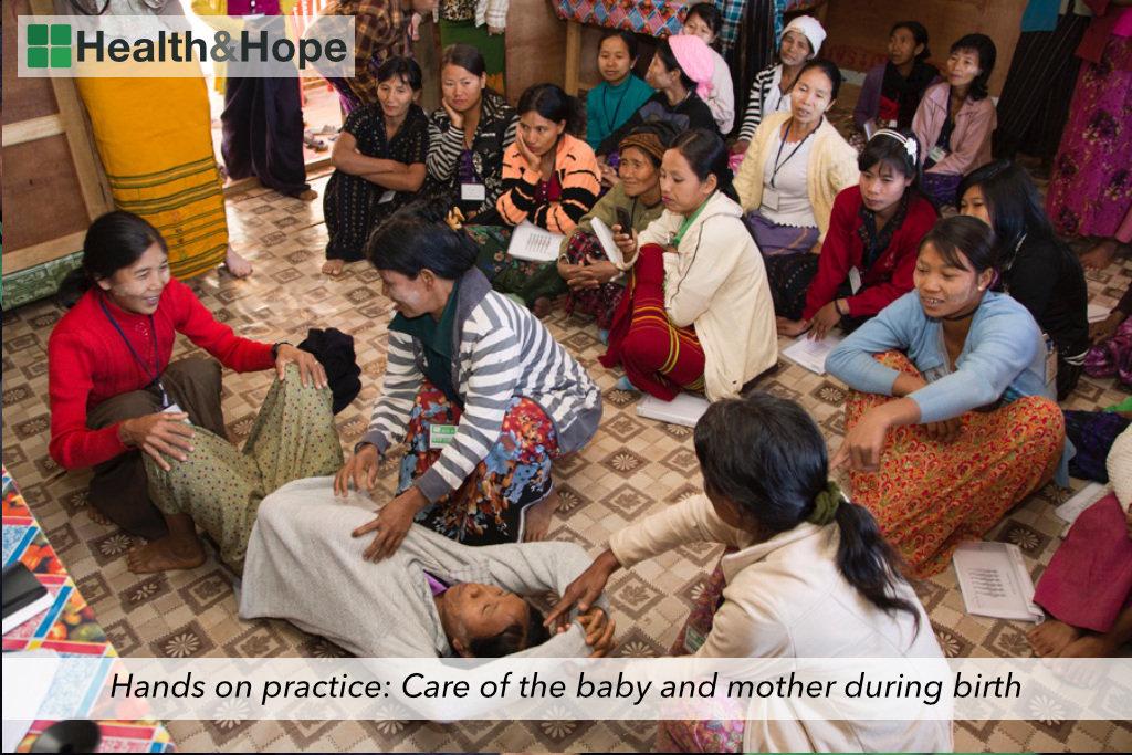 Transforming Maternal & Child Health in Myanmar