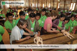 Training for Community Health Workers (CHWs)