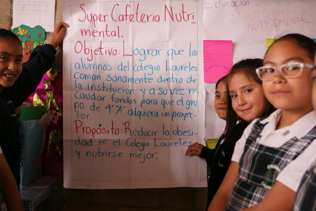 Help 650 At-Risk Children in Mexico Stay in School