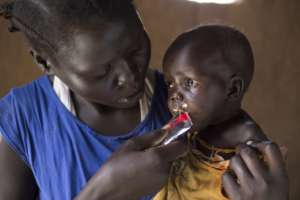 Treating Malnourished Children