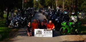 Donation of Biker Boyz Harz