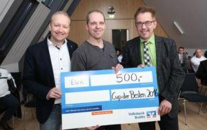 Handover donation SV Gifhorn