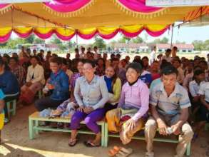 School Community Campaign at Theok Lech