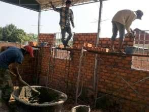 Building Teacher Housing in Khun Ream
