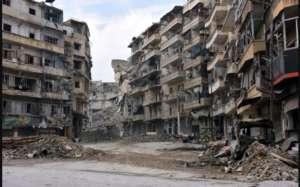 Aleppo today