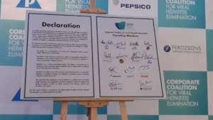 Corporate Coalition pakistan- Pledge