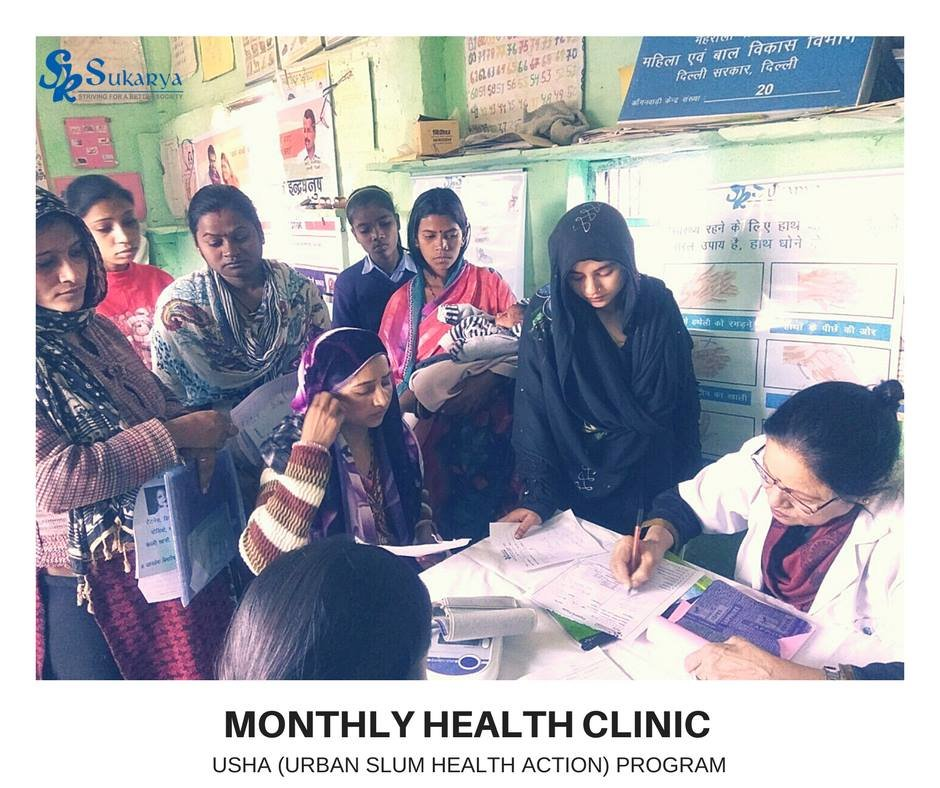 Urban Slum Health Action (USHA) Project
