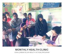 Monthly Health Clinic