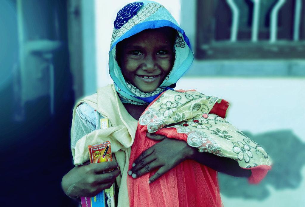 Sponsor Toys & Nutritious Meal for 25 Slum Child