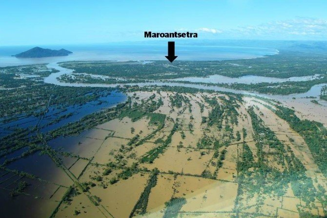 Disaster Relief for Madagascar Post Cyclone Enawo