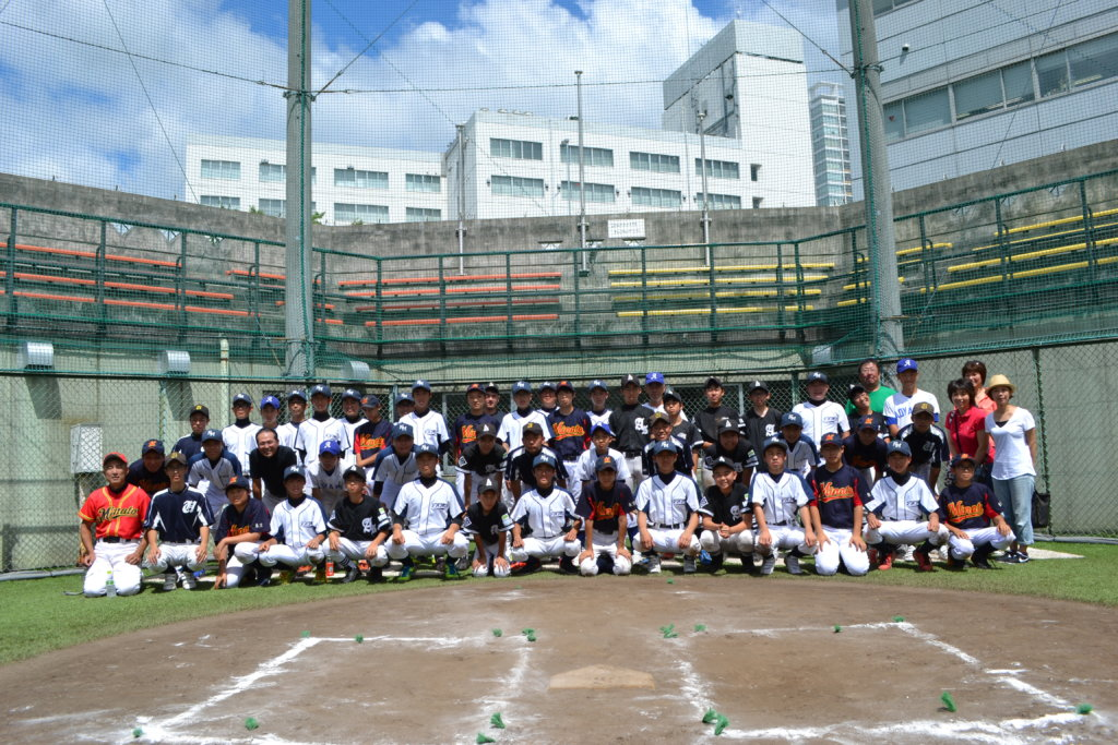 Baseball Project for Natural Disaster Survivors