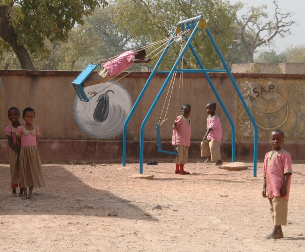 Send 120 poor children to attend nursery school