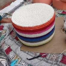 Woolen sitting tool