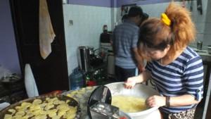 Cook training in Kathmandu
