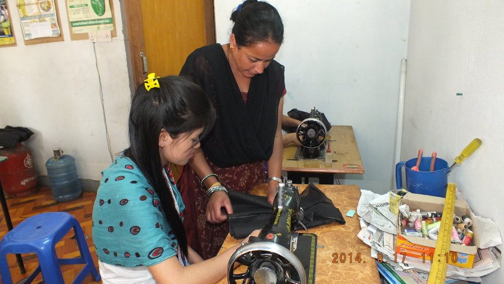 Skill Development & Vocational Training  for Women