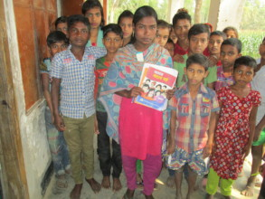 Need support  for education