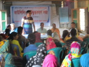 Discussion meeting with Parents of CWDs
