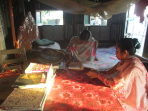 Rahima study at home