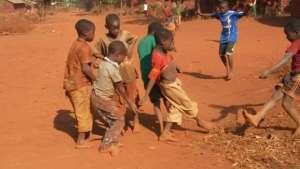 Children in Zeze