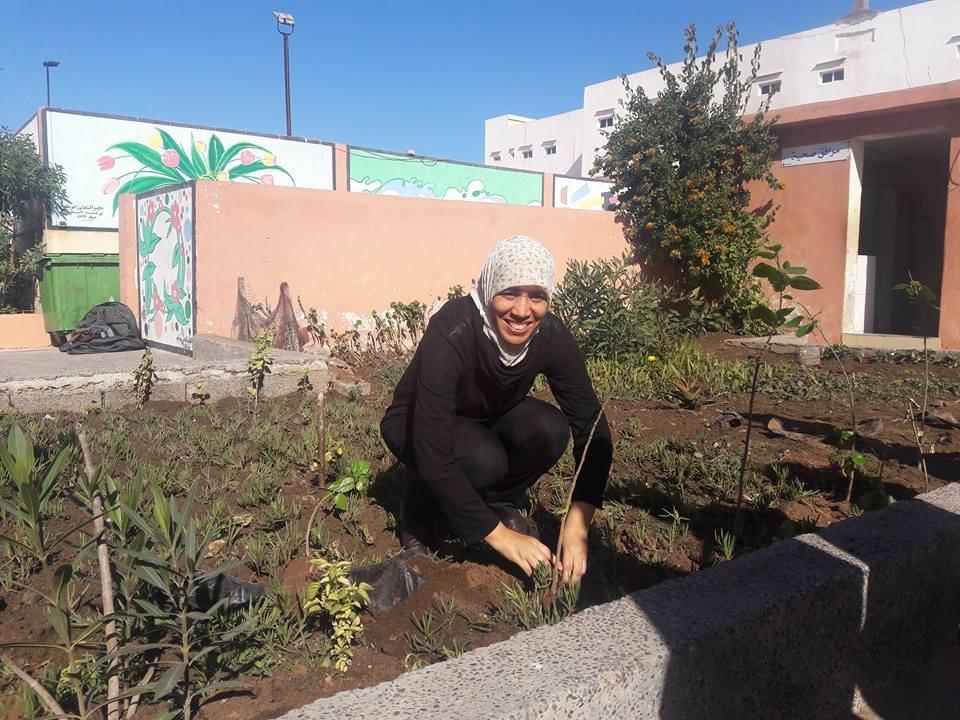 Argan Nursery and Forest in Essaouira, Morocco