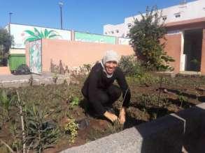 Rakia Hanine, Project Manager