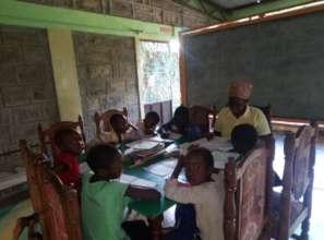 Coronavirus classroom