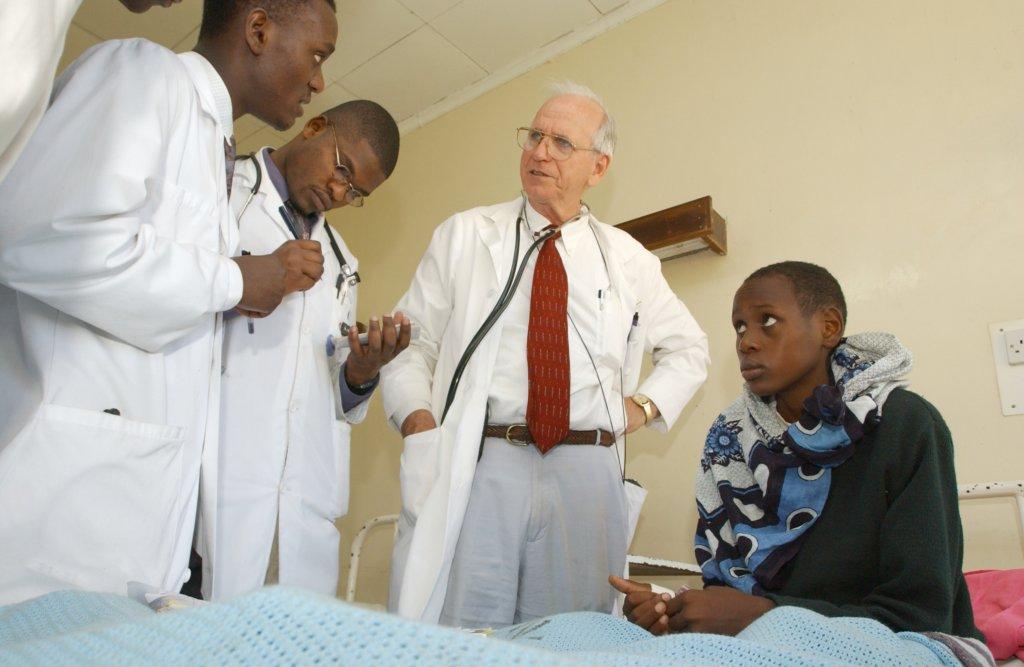 Dr. Joe Mamlin's Humanitarian Fund