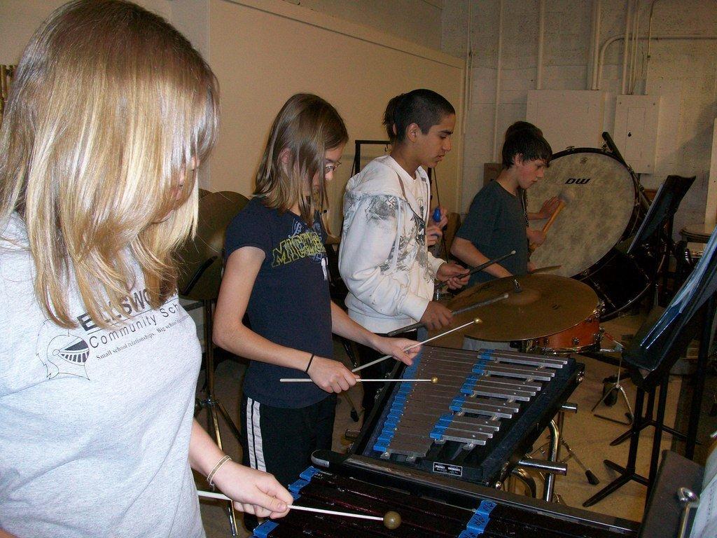 Help Ellsworth Bands, Help the World