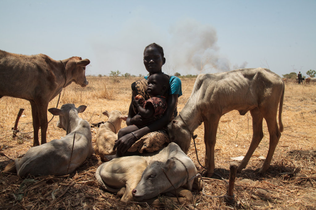 Oxfam East Africa Food Crisis Appeal