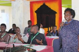 HFAW Facilitator training through dialogue