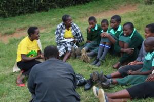 Mothers mentoring girls