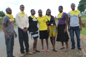 Newly trained youth hit road to church to end FGM